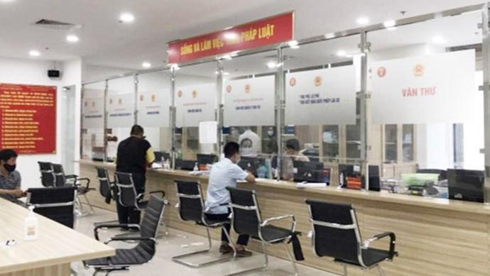 Sở GTVT Hà Nội tiếp nhận và giải quyết thủ tục hành chính trực tiếp từ 21/9