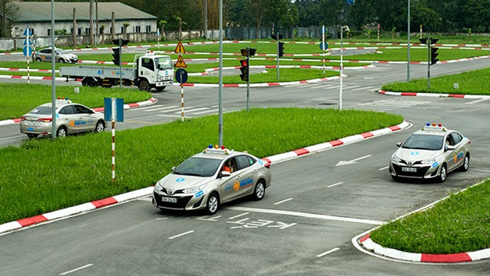 Hà Nội: Thi sát hạch giấy phép lái xe được tổ chức trở lại từ ngày 20/10
