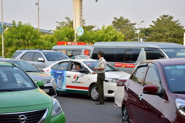 Ông tạ Long Hỷ - chủ tịch hiệp hội taxi TPHCM